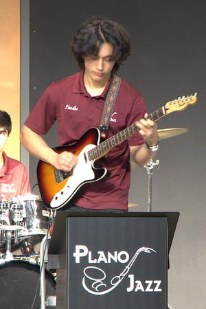 Plano Jazz at Hedgecoxe Elementary - March 29, 2018