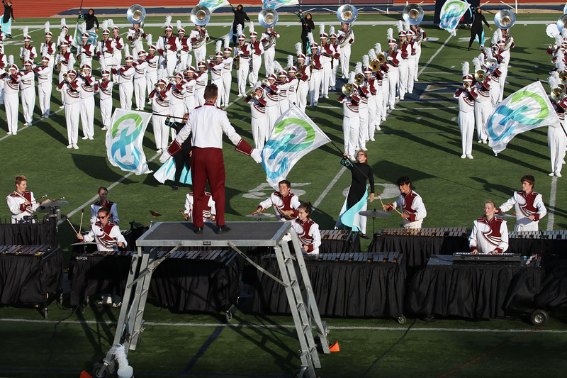 10/21/2017 - UIL Competition - Little Elm - The performance