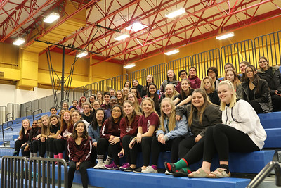Winter Guard @ Boswell HS - 02.03.2018