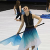 3/3/2018 - PSHS Winter Guard competition @ Wakeland HS - Pearl performance