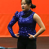 3/3/2018 - PSHS Winter Guard competition @ Wakeland HS - Silver warm-up