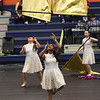 3/3/2018 - PSHS Winter Guard competition @ Wakeland HS - Maroon performance