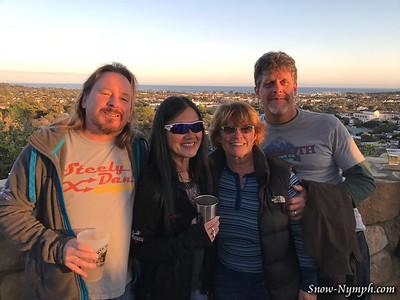 2018-03-25  The Avett Brothers at Santa Barbara Bowl