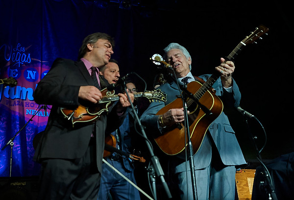 2018-04-15 Del McCoury at Bender
