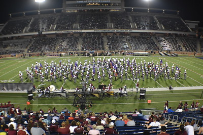 Allen Game - The lightning tried to stop us but ... WE GOT TO PERFORM!!