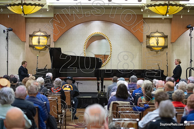2018 West Coast Ragtime Festival