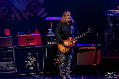 Gov't Mule at the Saenger New Orleans 5.4.18