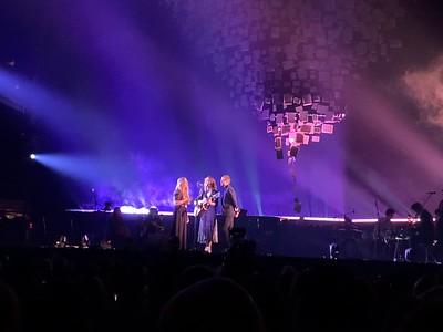 2019-11-01 Sara Bareilles concert with Deb-06