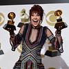 APTOPIX 61st Annual Grammy Awards - Press Room