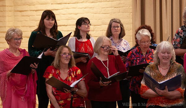 2019 Sonoma Valley Chorale Jazz