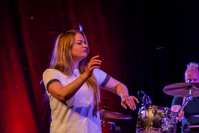 Jo Harman at Echo Hotel MC
