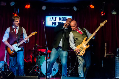 The Wilbur Project at The Half Moon Putney