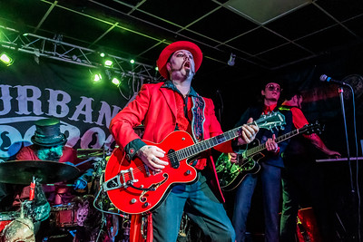 The Urban Voodoo Machine The Cobblestones Bridgwater