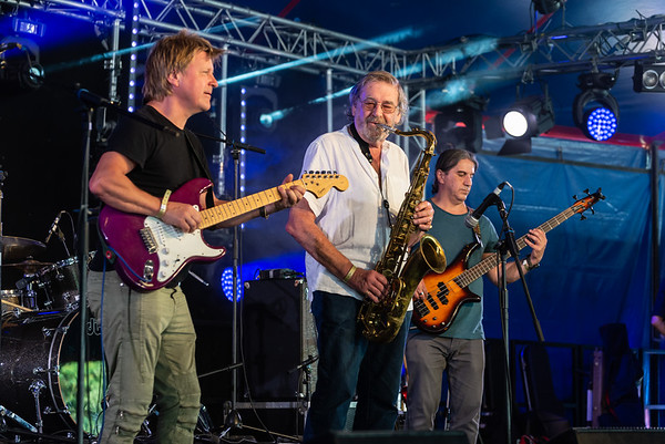 Geoff Garbow Band at Ealing Blues Festival 2019 - Saturday