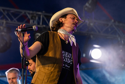 Ealing Blues Festival 2019 - SaturdayMack with Tommy Hare