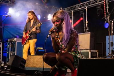 Ealing Blues Festival 2019 - SaturdayWinnie and the Rockettes