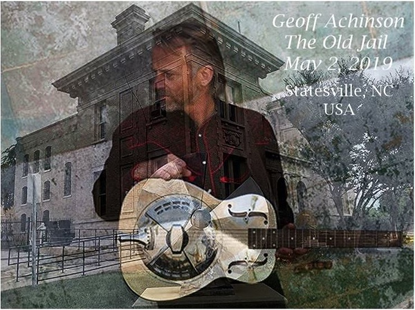 Geoff Achison - The Old Jail