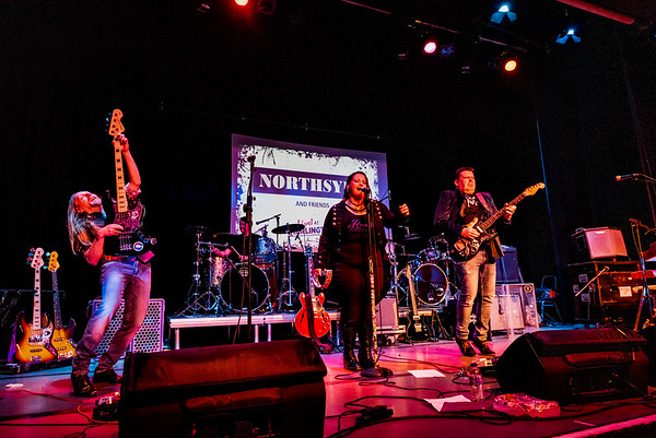 Hooson Maguire Band at the Harlington, Fleet