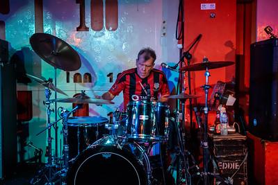 The Vibrators at the 100 Club