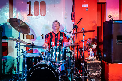 The Vibrators at the 100 Club