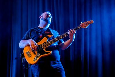 Jack J Huthinson Band at Echo Hotel Music Club