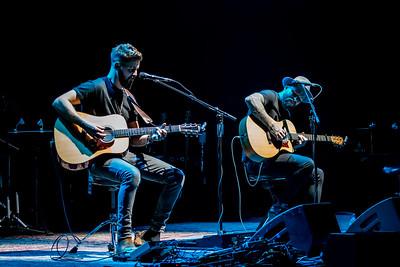 Kris Barras Duo at the Eventim Apollo Hammersmith