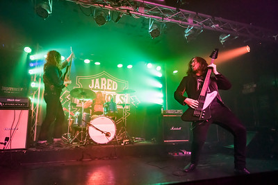 Jarad James Nichols at The Craufurd Arms