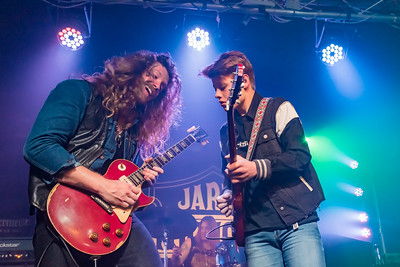 Jarad James Nichols and Toby Lee at The Craufurd Arms
