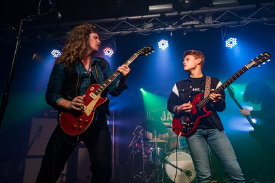 Jared James Nichols with Toby Lee at The Craufurd Arms MK