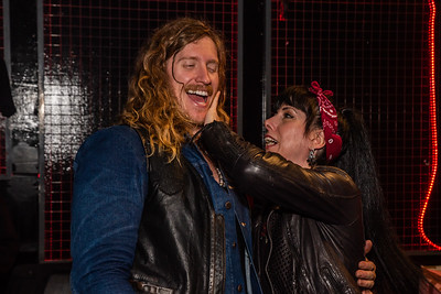 Jared James Nichols meets fans after the show at The Craufurd Arms MK