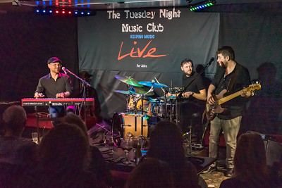Dan Burnett Band at TNMC