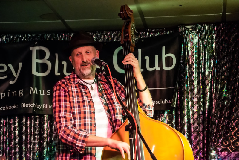 Jon Walsh & Brian Throup at Bletchley Blues Club