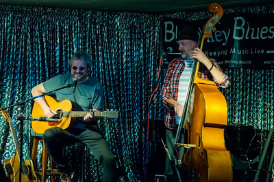 Jon Walsh & Brian Throup at Bletchley Blues Club