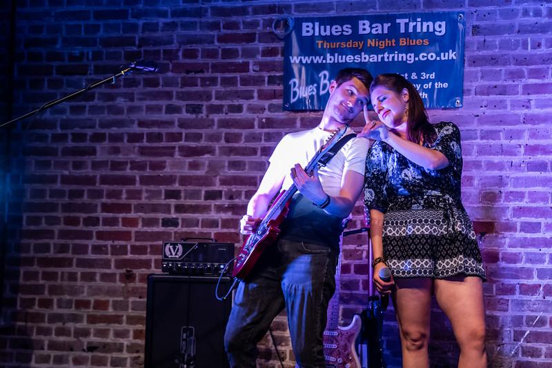 Brave Rival at Blues Bar Tring