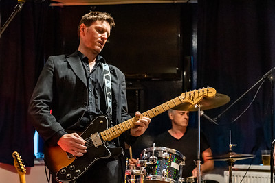 The Mustangs at Crawdaddy