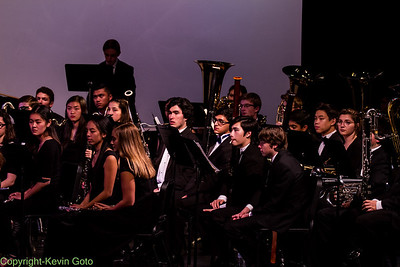 CC Honor band