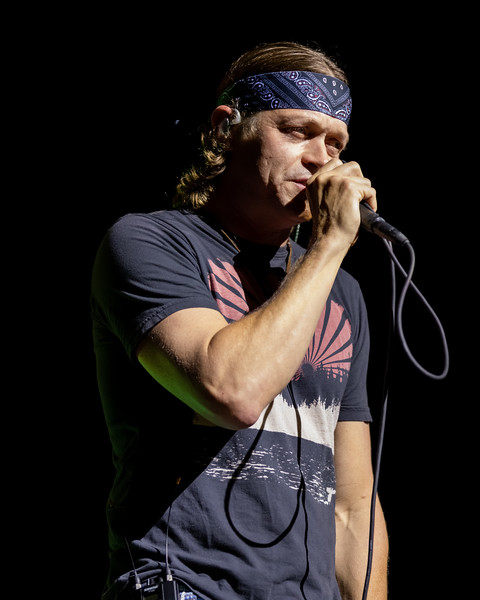 3 Doors Down at the TCU Amphitheater at White River State Park Indianapolis, IN August 6, 2021. Photo by Tony Vasquez.