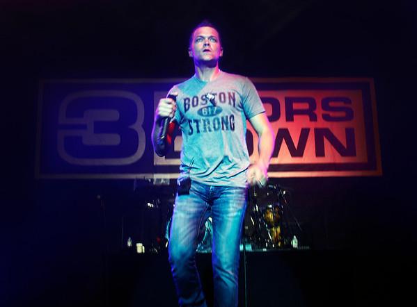 3 Doors Down - 7-13-13