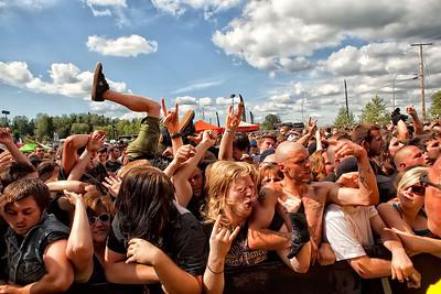 Mayhem Festival  -  White River Auburn WA