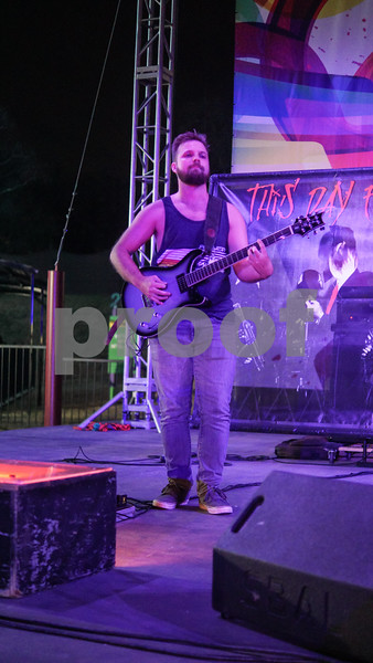 3/10/17 This Day Forth Concert At Six Flags Over Texas by Travis Tapley