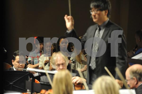 Kids Symphony Performance