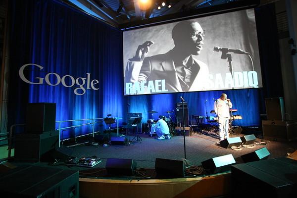 3/4/2009 - Raphael Saadiq @Google