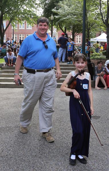 34th annual Banjo & Fiddle Contest