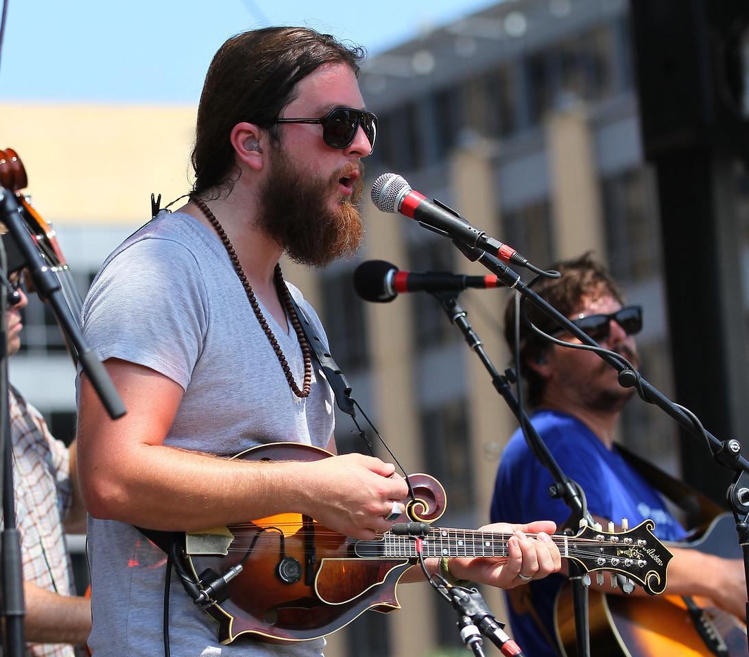 Greensky Bluegrass / Paul Hoffman