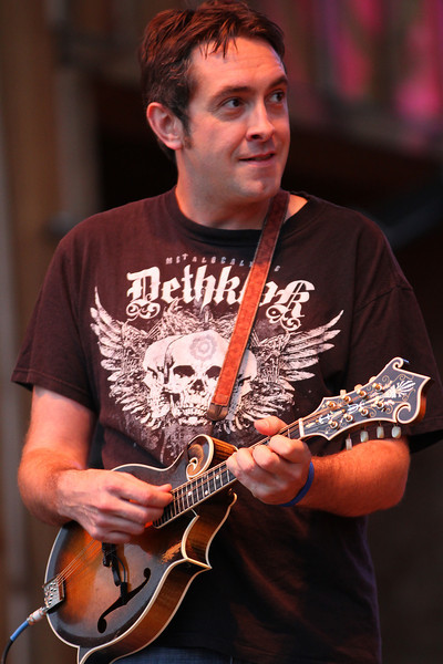 Jeff Austin w Split Lip Rayfield