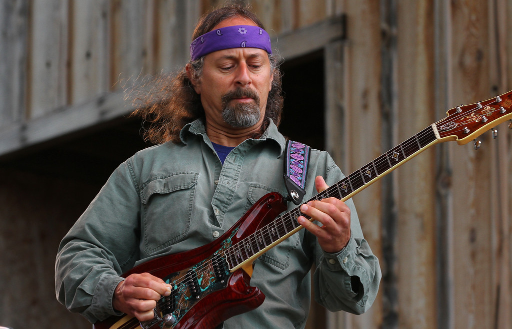 Barry Sless / Moonalice