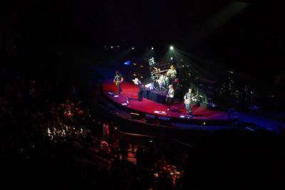 4-2-08 Bon Jovi and Daughtry Concert HP Arena