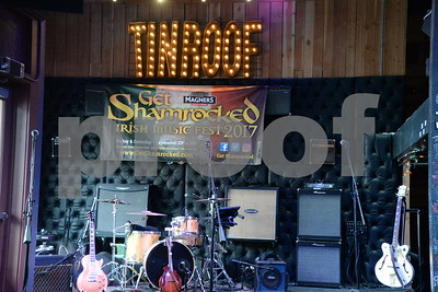 4 March 2017 Get Shamrocked 2017 Launch Party at the Tin Roof, San Diego