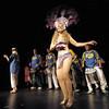 Samba Joia with dancer.