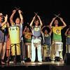 Samba Joia - a killing Brazilian percussion group.